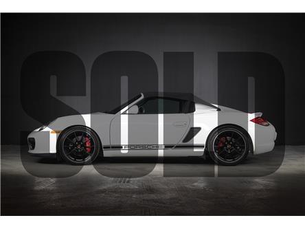 2011 Porsche Boxster Spyder (Stk: ML001) in Woodbridge - Image 1 of 16