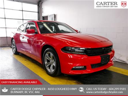 2018 Dodge Charger SXT Plus (Stk: X-6081-0) in Burnaby - Image 1 of 24