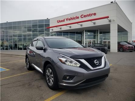 2015 Nissan Murano SV (Stk: 2181015NA) in Calgary - Image 1 of 29