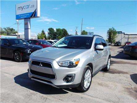 2014 Mitsubishi RVR GT (Stk: 190916) in North Bay - Image 2 of 9