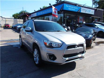 2014 Mitsubishi RVR GT (Stk: 190916) in North Bay - Image 1 of 9