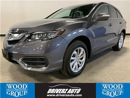2017 Acura RDX Tech (Stk: P12109) in Calgary - Image 1 of 22