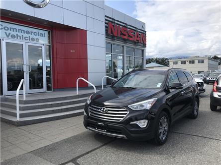 2016 Hyundai Santa Fe XL Luxury Adventure Edition (Stk: N95-8014A) in Chilliwack - Image 1 of 16