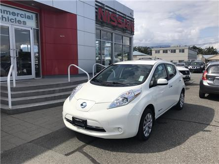 2017 Nissan LEAF S (Stk: N19-0099P) in Chilliwack - Image 1 of 14
