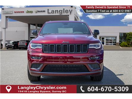 2019 Jeep Grand Cherokee Limited (Stk: EE909670) in Surrey - Image 2 of 27