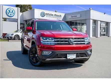 2019 Volkswagen Atlas 3.6 FSI Execline (Stk: KA550247) in Vancouver - Image 1 of 30