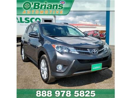 2015 Toyota RAV4 Limited (Stk: 12630A) in Saskatoon - Image 1 of 22