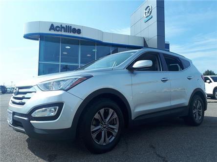 2016 Hyundai Santa Fe Sport 2.4 Base (Stk: H1822A) in Milton - Image 1 of 12