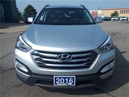 2016 Hyundai Santa Fe Sport 2.4 Base (Stk: H1822A) in Milton - Image 2 of 12