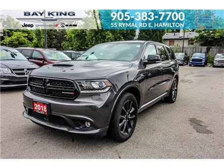 2018 Dodge Durango GT (Stk: 6884) in Hamilton - Image 1 of 29