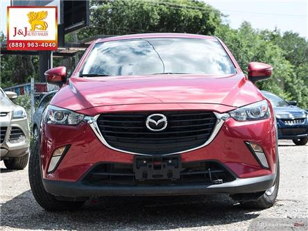 2017 Mazda CX-3 GS (Stk: JB19064) in Brandon - Image 2 of 27