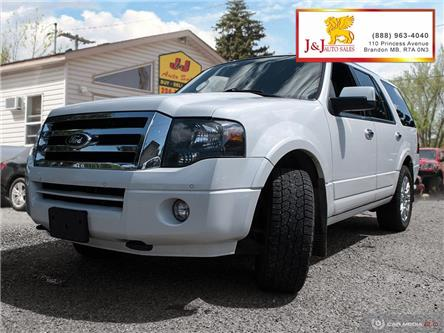 2013 Ford Expedition Limited (Stk: J19057) in Brandon - Image 1 of 27