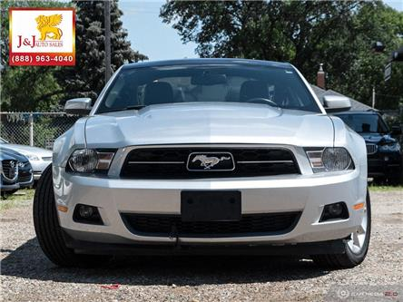 2011 Ford Mustang V6 (Stk: ) in Brandon - Image 2 of 27