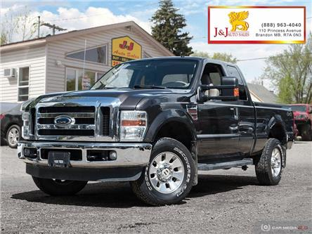 2008 Ford F-350 Lariat (Stk: JB17166-2) in Brandon - Image 1 of 27