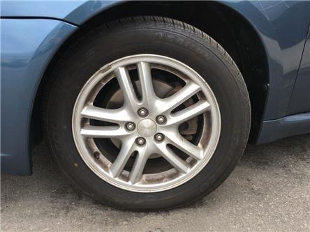 2005 Subaru Legacy I AWD ALLOY WHEELS, ROOF RACK, HEATED SEATS, KEYLE (Stk: 43076XB) in Brampton - Image 2 of 22