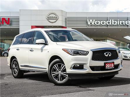 2018 Infiniti QX60 Base (Stk: P7398) in Etobicoke - Image 1 of 23
