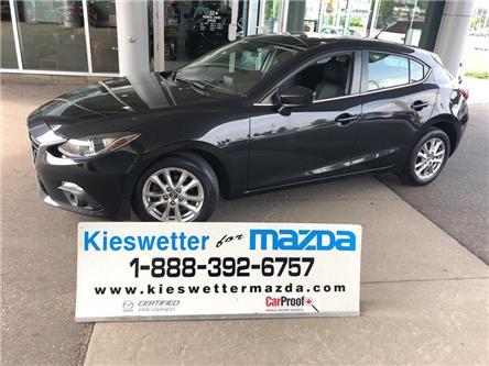 2015 Mazda Mazda3 Sport GS (Stk: U3838) in Kitchener - Image 1 of 29