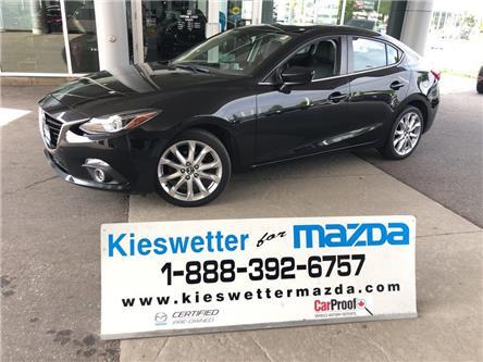 2015 Mazda Mazda3 GT (Stk: U3815) in Kitchener - Image 1 of 30