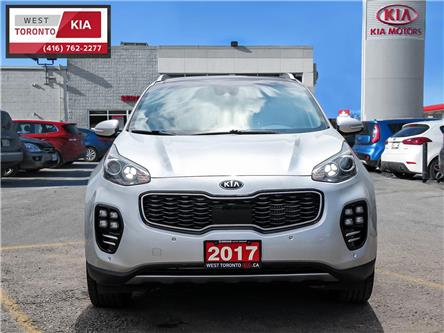 2017 Kia Sportage SX Turbo (Stk: P509) in Toronto - Image 2 of 29