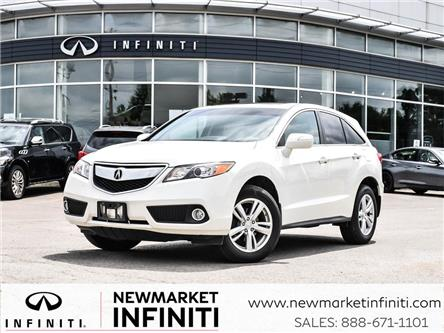 2014 Acura RDX Base (Stk: 19QX50121A) in Newmarket - Image 1 of 26