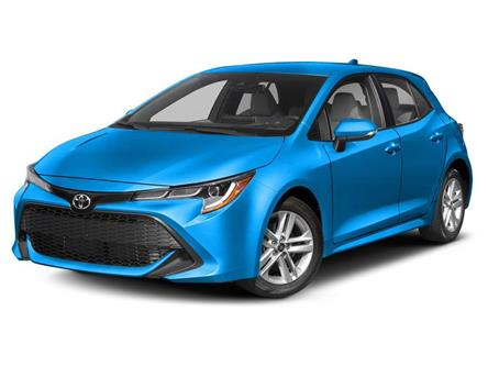 2019 Toyota Corolla Hatchback Base (Stk: 19395) in Brandon - Image 1 of 9