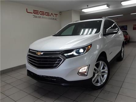 2020 Chevrolet Equinox Premier (Stk: 207003) in Burlington - Image 1 of 23