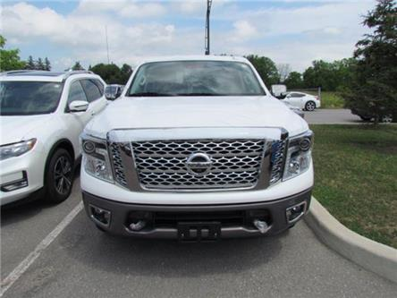 2019 Nissan Titan Platinum (Stk: 19T002) in Stouffville - Image 1 of 5