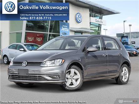 2019 Volkswagen Golf 1.4 TSI Highline (Stk: 21469) in Oakville - Image 1 of 32