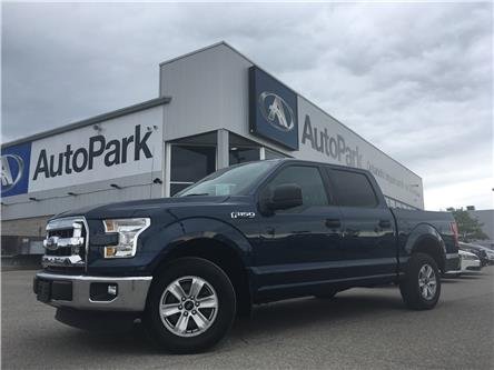 2016 Ford F-150 XLT (Stk: 16-33770JB) in Barrie - Image 1 of 25