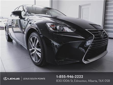 2019 Lexus IS 300 Base (Stk: L900522) in Edmonton - Image 1 of 17