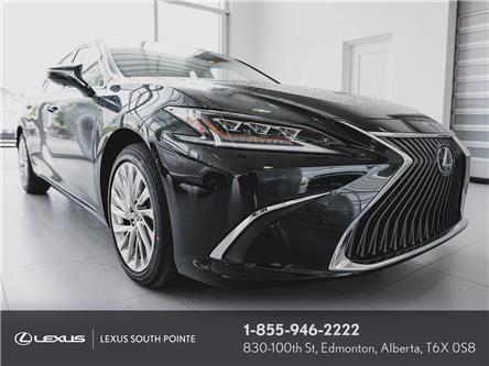 2019 Lexus ES 300h Base (Stk: L900585) in Edmonton - Image 1 of 12