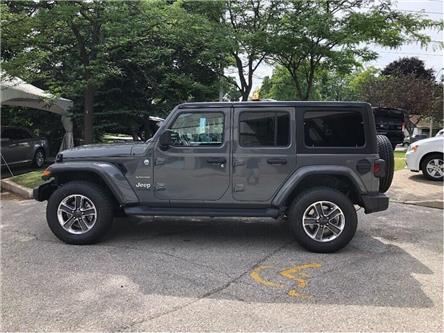 2019 Jeep Wrangler Unlimited 24G (Stk: 194124) in Toronto - Image 2 of 17