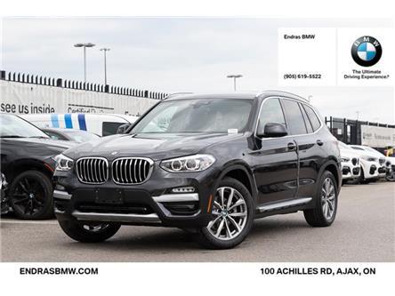 2019 BMW X3 xDrive30i (Stk: 35500) in Ajax - Image 1 of 21