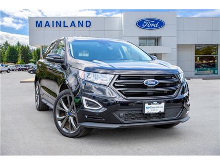 2018 Ford Edge Sport (Stk: P1116) in Vancouver - Image 1 of 29