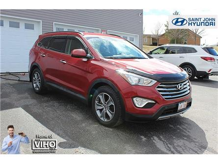 2015 Hyundai Santa Fe XL  (Stk: 96511A) in Saint John - Image 1 of 23
