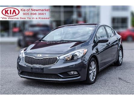 2014 Kia Forte 1.8L LX+ (Stk: 190404A) in Newmarket - Image 1 of 19