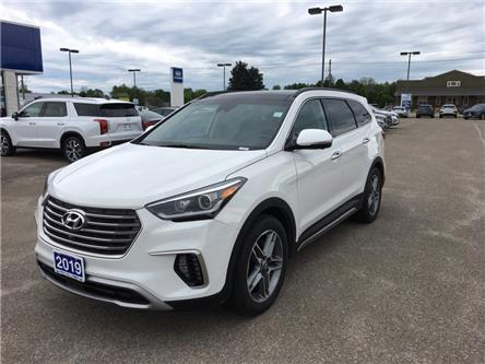 2019 Hyundai Santa Fe XL Ultimate (Stk: 9616) in Smiths Falls - Image 1 of 11