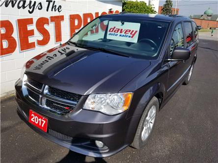 2017 Dodge Grand Caravan Crew (Stk: 19-497T) in Oshawa - Image 1 of 16