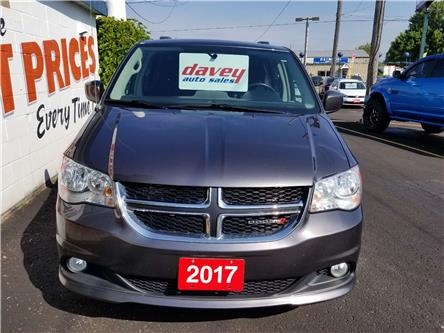 2017 Dodge Grand Caravan Crew (Stk: 19-497T) in Oshawa - Image 2 of 16