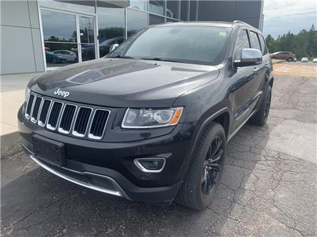 2014 Jeep Grand Cherokee Limited (Stk: 21886) in Pembroke - Image 2 of 14