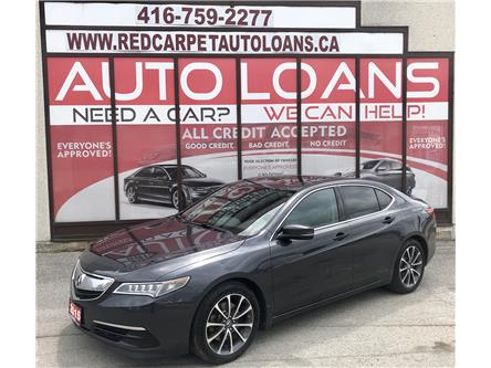 2015 Acura TLX Base (Stk: 000305) in Toronto - Image 1 of 13