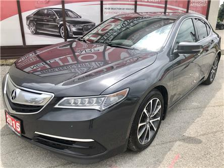 2015 Acura TLX Base (Stk: 000305) in Toronto - Image 2 of 13