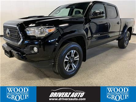 2018 Toyota Tacoma TRD Sport (Stk: P12107) in Calgary - Image 1 of 18