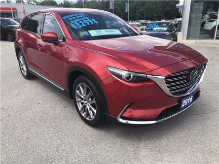 2016 Mazda CX-9  (Stk: 03351P) in Owen Sound - Image 2 of 16