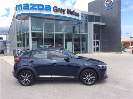 2017 Mazda CX-3 GT (Stk: 03352P) in Owen Sound - Image 1 of 10