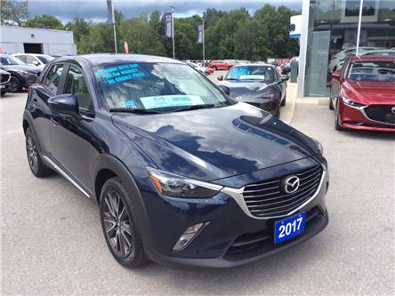 2017 Mazda CX-3 GT (Stk: 03352P) in Owen Sound - Image 2 of 10