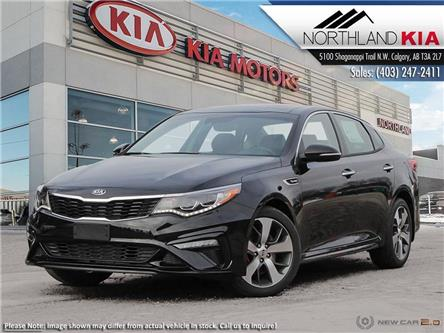 2019 Kia Optima SX Turbo (Stk: 9PT8531) in Calgary - Image 1 of 23
