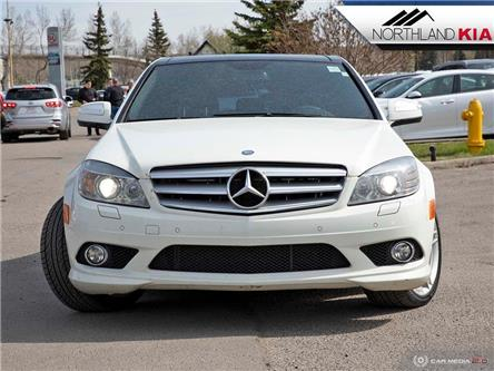 2009 Mercedes-Benz C-Class Base (Stk: 8ST2909B) in Calgary - Image 2 of 27