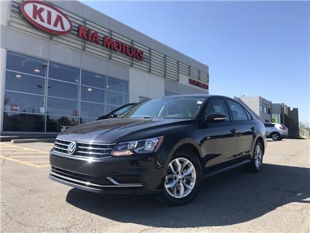 2018 Volkswagen Passat 2.0 TSI Trendline+ (Stk: P0277) in Calgary - Image 1 of 20