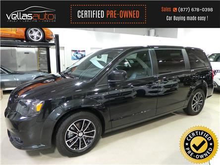 2018 Dodge Grand Caravan GT (Stk: NP1208) in Vaughan - Image 1 of 25